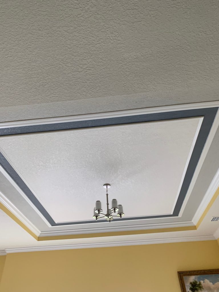 New Crown Molding Job In Orlando Myunclemike Com